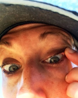 eyeballselfie