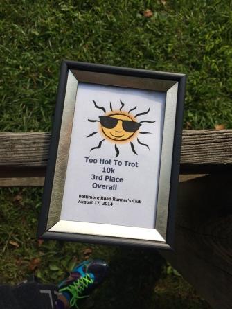 too hot award