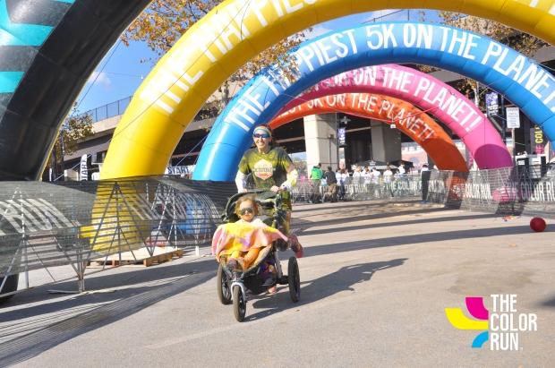 The Color Run: November 15, 2014